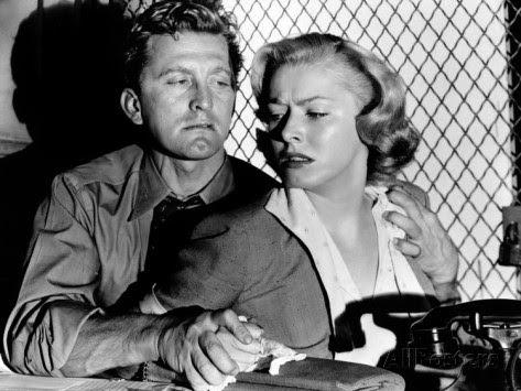 Resenha #39 - Chaga de Fogo (Detective Story, 1951)