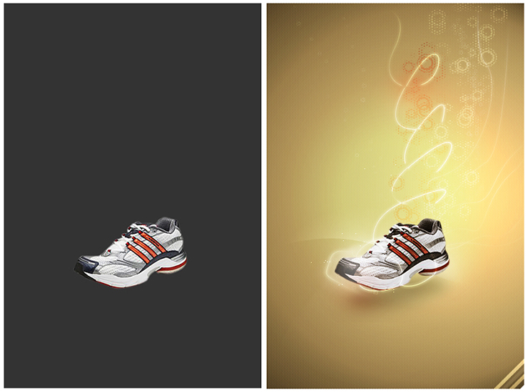 Adidas Advertistment 2