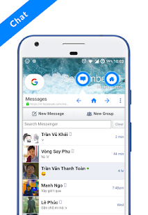 Lite for Facebook & Messenger
