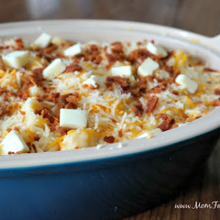 Pork Jerky Macaroni and Cheese