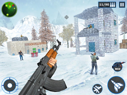 Combat Shooter: Critical Gun Shooting Strike 2020 filehippodl screenshot 13