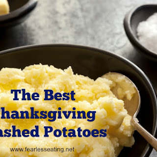 Best Thanksgiving Mashed Potatoes.