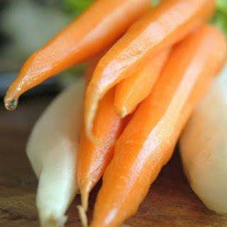 Pickled Daikon and Carrots Recipe