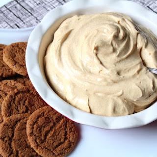 Fluffy Gingerbread Dip
