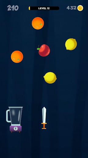 Fruit Blender   Make Juice by cutting fruits 1.3 screenshots 3