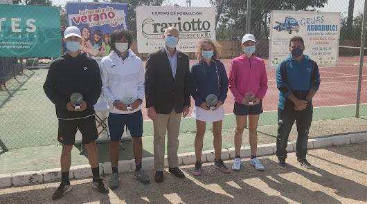 Emilio Viciana y María Dolores López se proclaman campeones provinciales