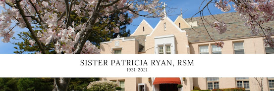 Memorial Liturgy for Sister Patricia Ryan, RSM