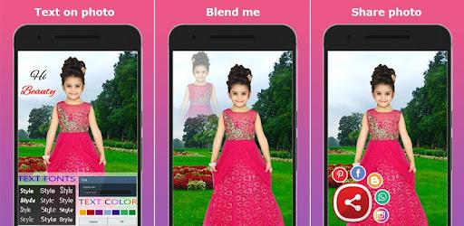 29826520dbade Girls Dress Photo Editor - Girls Dress Designs - Apps on Google Play