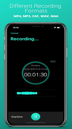 doRecorder :Voice recorder -audio recording