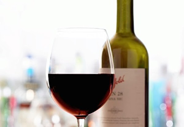 Prevent weight gain with red wine.  As if you needed another reason to enjoy...