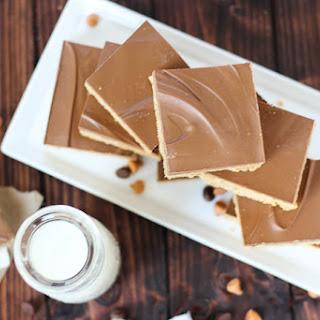 Milk Chocolate Scotcheroos {without Corn Syrup}