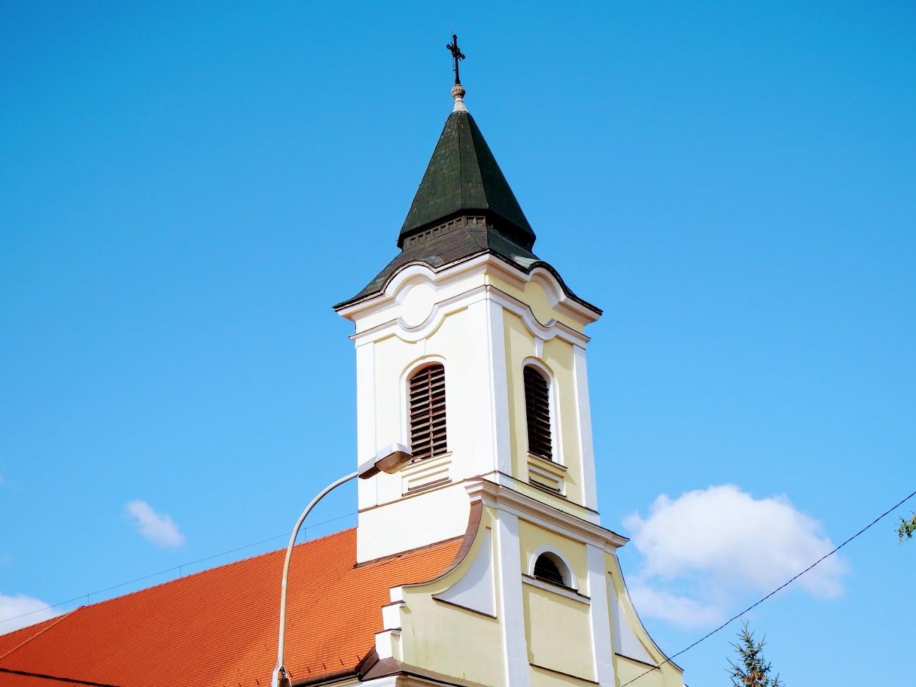 Tatabánya - Alsógallai Szent Gál rk. templom