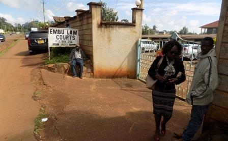 Embu law courts