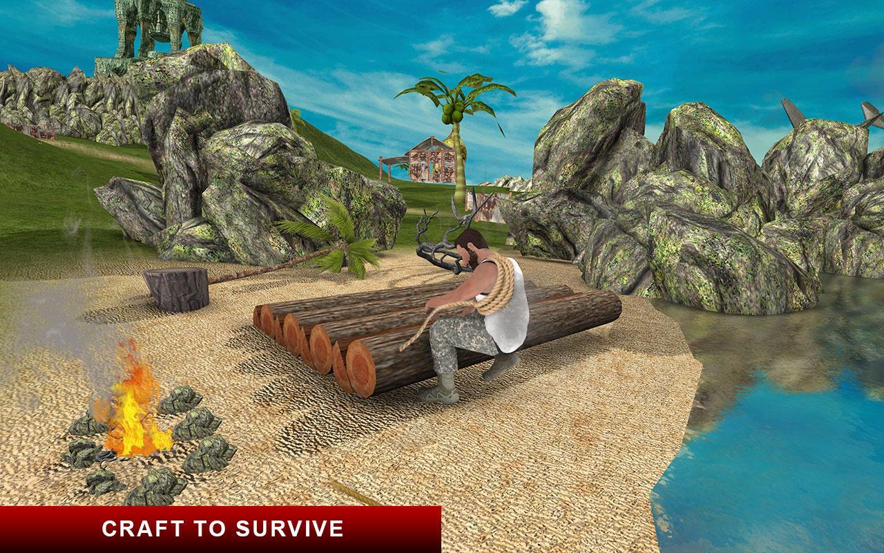 Lost Island Spiel