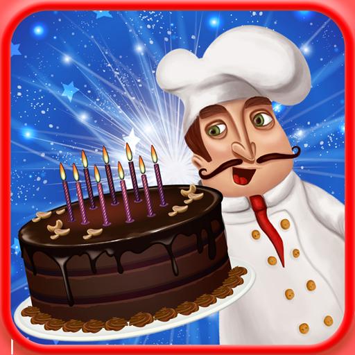 Baking Black Forest Cake Game – Cooking Simulator (game)