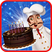 Cooking Black Forest Cake Game – Baking Simulator
