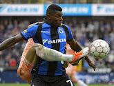 Diego Godin looft Club Brugge-speler Wesley Moraes