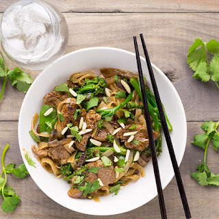 Chinese Five Spice Pork & Broccolini Stir-Fry.