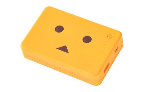 Pin sạc dự phòng không dây Cheero Power Plus Danboard CHE-096 (10050mAh) (Vàng)-2