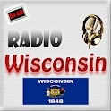 Wisconsin Radio - Stations icon