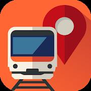 乗換MAPナビ |無料の乗り換え案内+電車&バス時刻表,渋滞MAP,鉄道運行情報,交通情報ナビアプリ
