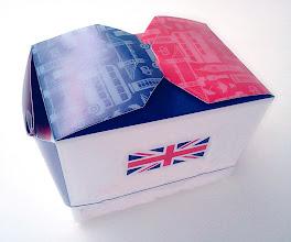 Photo: Mini Caixa (28) - Com acabamento e impressão de amostra.