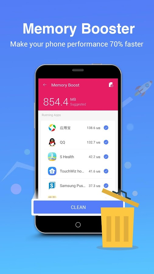 Cool Cleaner-boost your phone- screenshot