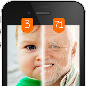 Face scanner What age Prank