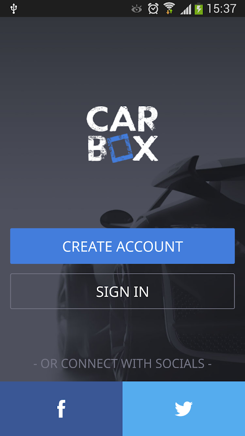 Carbox- screenshot