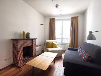 Appartement meublé 2 pièces 29,69 m2