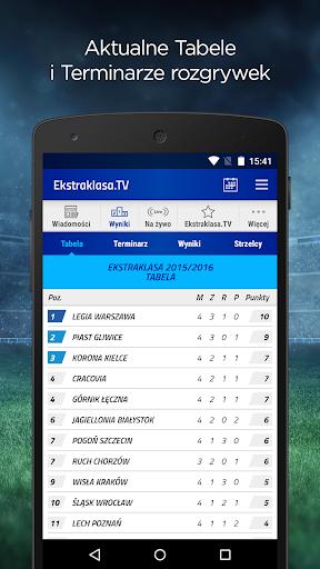 Ekstraklasa.TV 1.8 screenshots 2