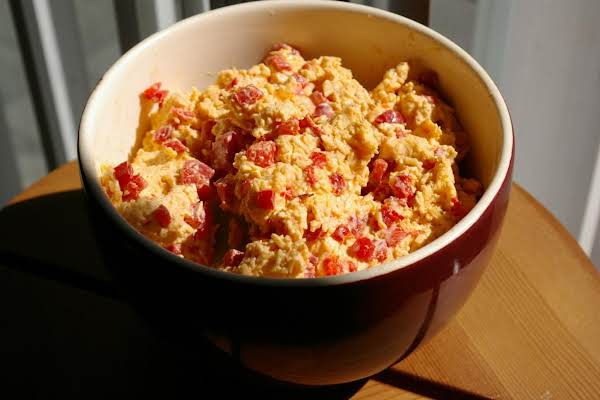 Pimiento Cheese Spread Recipe