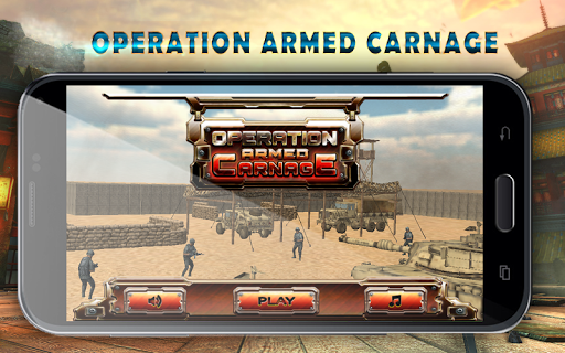 Operation Armed Carnage