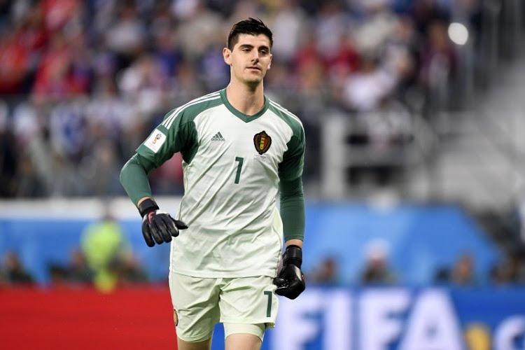 Collega-doelman onthult wat hij in de spelerstunnel zei tegen Thibaut Courtois toen die mocht debuteren als 16-jarig broekventje