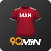 Man United App - 90min Edition