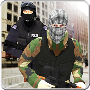 Las Vegas Police Officer War for PC and MAC