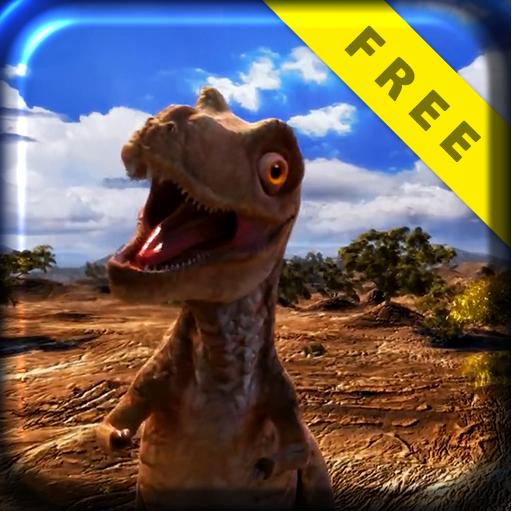 Funny Little Dinosaur LiveWP