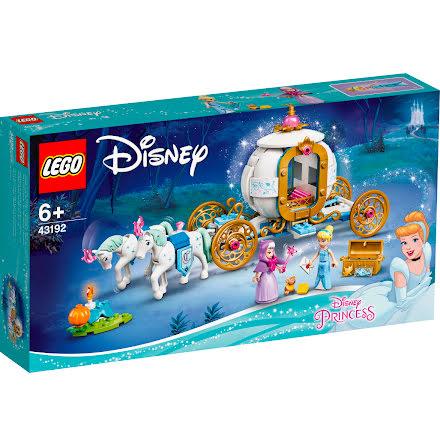 Lego Disney Askungens kungliga vagn