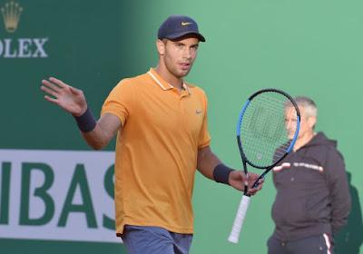 ATP Budapest : Grosse surprise, la tête de série N°2 se fait sortir par le 105e mondial