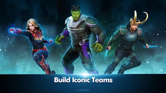 MARVEL Future Fight Mod Apk 6.1.0 (Unlimited Money + Gold) 3