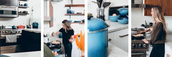 Kitchen Collage - Email Header Template
