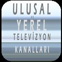 Ulusal ve Yerel Tv Kanalları icon