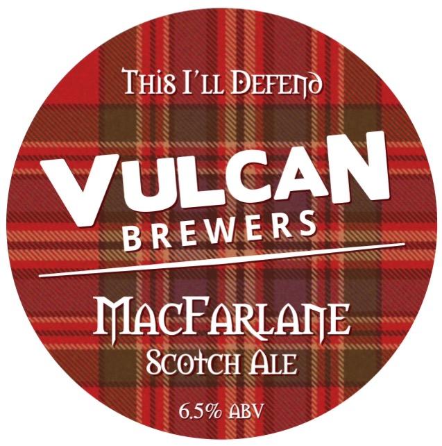 Logo of Vulcan Macfarlane