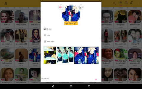 Dating for singles myMobil screenshot 11