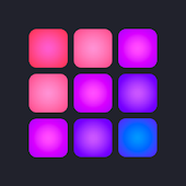 Drum Pad Machine - Make Beats Icon