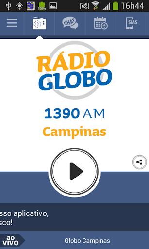 Globo Campinas