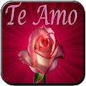 Flores con Frases de Amor icon