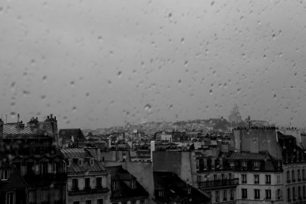 J'ai glissés sur Paris... di littleleaf83