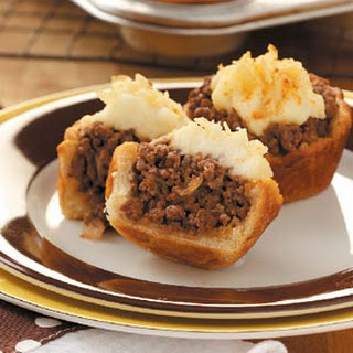 Mini Shepherd's Pies