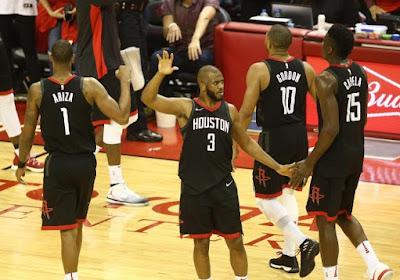 ? NBA : Houston retombe les pieds sur terre, les Clippers ont eu chaud